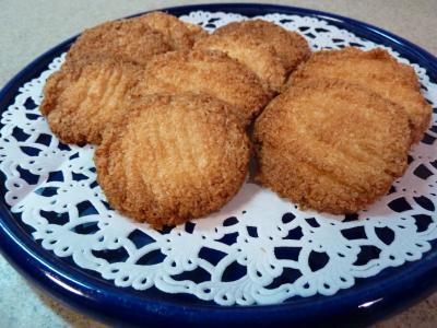 ココナッツクッキー2