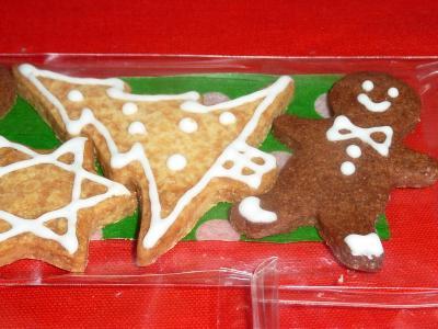 1クリスマスクッキー