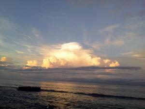 20130701朝の海