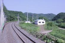 埼玉大学鐵道研究会 活動記録-行き違い@山野