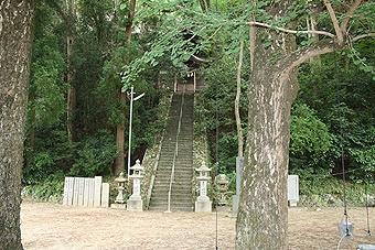 塩江町熊野権現神社