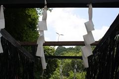 山ゲイ岩部八幡神社5