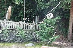 山ゲイ岩部八幡神社3