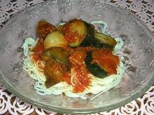 カゴメ基本のトマトソースを使った料理
