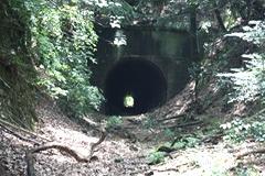 塩江ガソリン道トンネル1