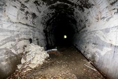 塩江ガソリン道トンネル2