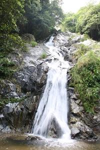 塩江不動の滝3