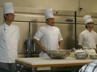 日清製粉イタリアパン講習会 001
