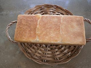 食パン試作 001