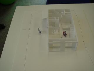 住宅模型05