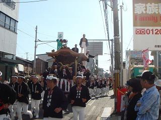 岸和田のだんじり祭り04
