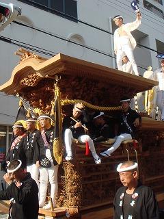 岸和田のだんじり祭り05