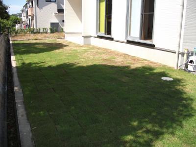 ●アイデア募集中です=庭に芝生のある家!