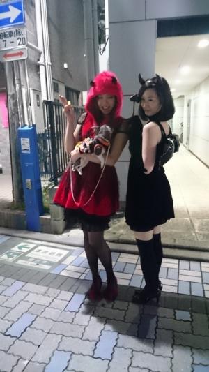 サエちゃん&ケイコちゃん
