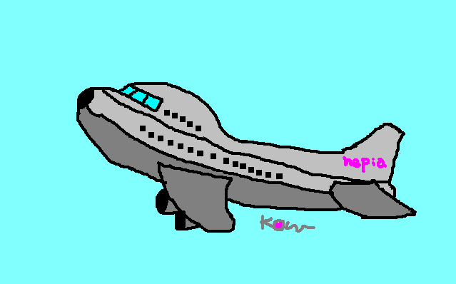 飛行機~1