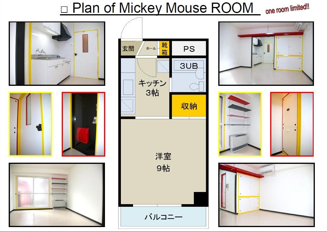 MickeyMouseROOMplan