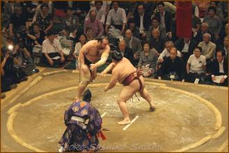 20130523 大関 琴欧州vs大関 稀勢の里 お相撲