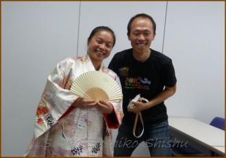 20130614 試着 1 歌舞伎講義