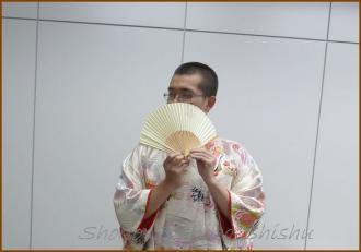 20130614 試着男性3 歌舞伎講義