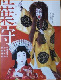 20130615 パンフ 2  歌舞伎