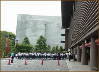 20130615 劇場入口外 歌舞伎