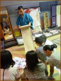 20130628 江戸小紋 着物