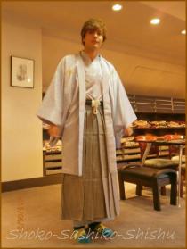 20130628 紋付袴 着物