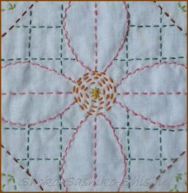 20130719 花 四角の中の花