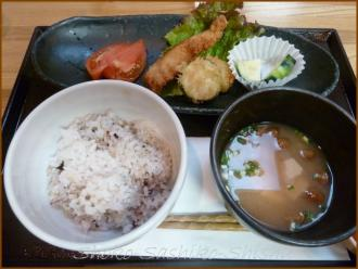 20130724 食事 1 ソラーレ