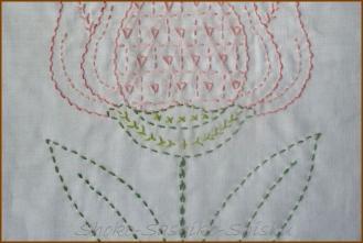 20130727 下 鱗模様の花