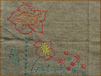20130825 出来上り模様 1 赤い花