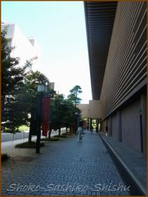 20130918 劇場横 文楽