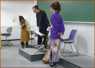 20131114 衣装 琵琶
