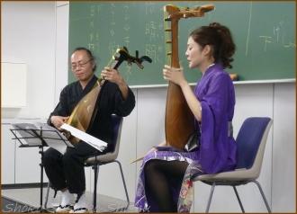 20131114 演奏 1 琵琶