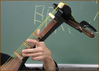 20131114 演奏 2 琵琶