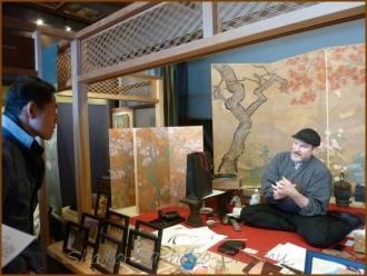 20131121 松田先生と 1 根津2