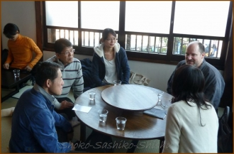 20131121 松田先生と 2 根津2