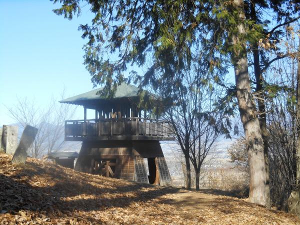 コクゾウ山展望台