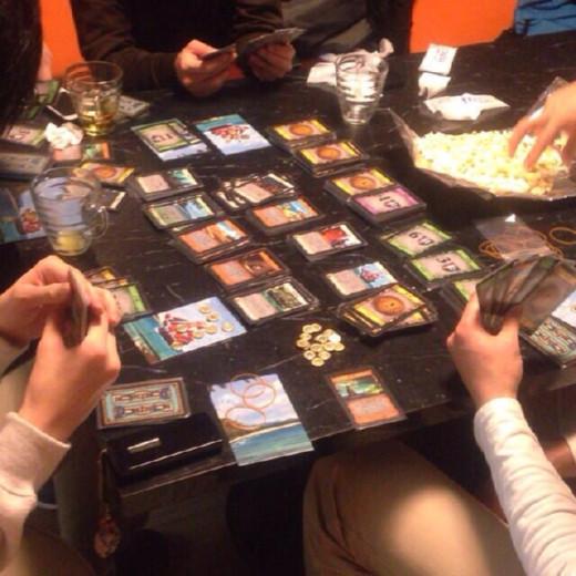 ポケオフ勢ボードゲーム大会20142