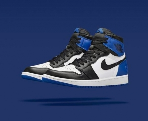 NIKE AIR JORDAN 1 × FRAGMENT DESIGN