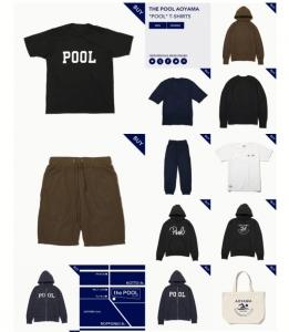 the POOL aoyama オンライン