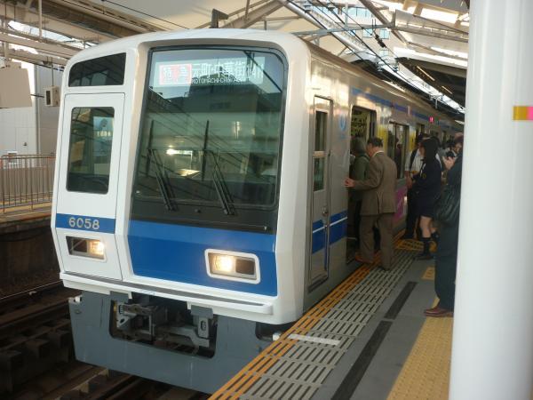 2014-10-24 西武6158F 特急元町・中華街行き