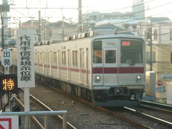 2014-10-24 東武9108F 回送