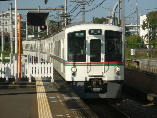 2014-10-25 西武4007F 各停飯能行き 5038レ