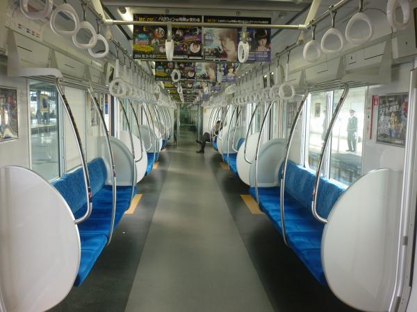 2014-10-25 西武38110F 車内1