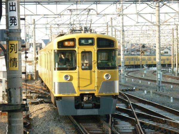 2014-03-28 西武2455F+2089F 急行池袋行き2 2164レ