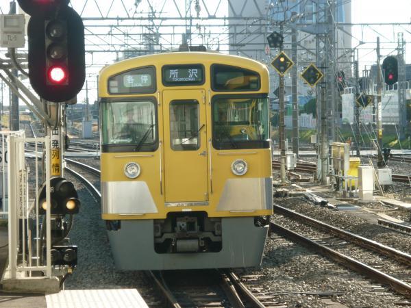 2013-12-14 西武2083F 各停所沢行き4