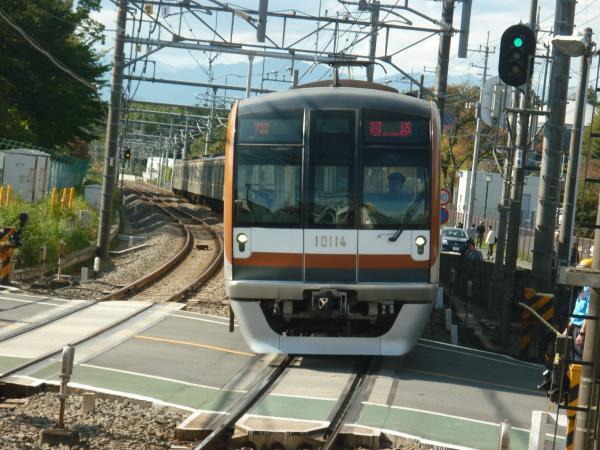 2014-11-03 メトロ10114F 回送