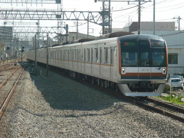 2014-11-03 メトロ10114F 準急飯能行き