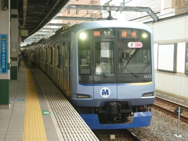 2014-11-03 横高Y513F 各停保谷行き